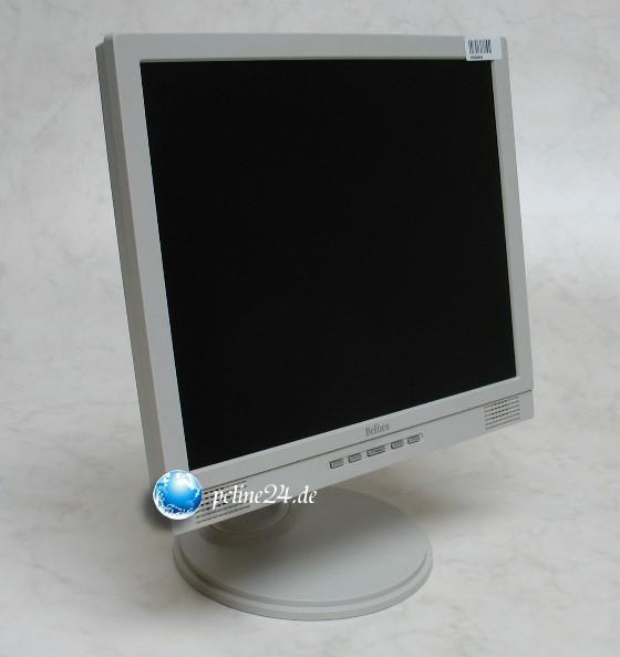 "17"" LCD TFT Belinea 101730 400:1 STEREO Lautsprecher"