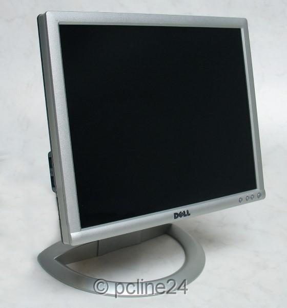 """17"""" TFT LCD Dell 1704FPVs VGA DVI PIVOT USB 1000:1"""