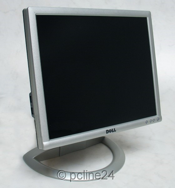 "17"" LCD TFT DELL 1704FPVt 1000:1 TCO""03 DVI PIVOT USB"