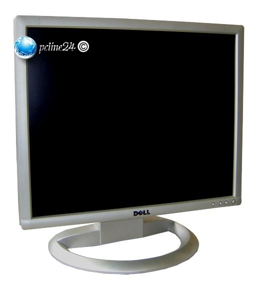 """19"""" TFT Dell UltraSharp 1905FP 800:1 Pivot DVI-D Silber"""