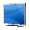 "19"" TFT LCD DELL 1907FPt 700:1 8ms PIVOT TCO""03"
