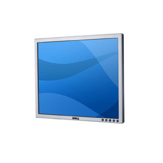 "19"" LCD TFT DELL 1907FP (b,c,f,t) 700:1 8ms VGA DVI USB ohne Fuß"
