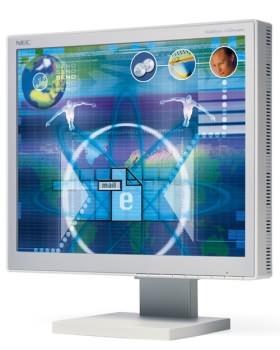 """19"""" TFT NEC MultiSync LCD 1960NX TCO 03 VGA+DVI"""
