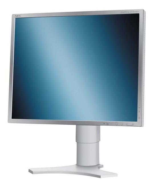 "19"" TFT NEC MultiSync LCD 1990FX mit S-IPS Panel 800:1 DVI TCO\'03 Monitor"