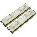 Micron 8GB (2x 4GB) Server Speicher Proliant DL380 G5 XW6400 Poweredge 1950 2900 2950 1955