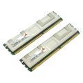 Markenhersteller 8GB (2x 4GB) PC2-5300F ECC FB DDR2