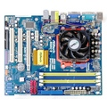 ASRock N68c-S mit CPU AMD Athlon X2 240 2,8GHz DDR2 & DDR3 AMD AM2+ AM3 rev 1.00