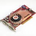 ATI Fire GL X3 256MB DDR3 AGP-8x 2x DVI Grafikkarte 404563-001