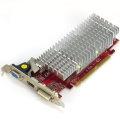 ATI Radeon AX 4350 512MD2-H 512MB PCIe x16 D-Sub DVI HDMI Silent passiv Grafikkarte