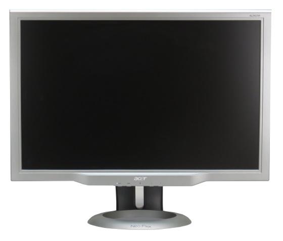 """24"""" Acer AL2423W VGA DVI-D 1920 x 1200 Full HD TFT Monitor B-Ware"""