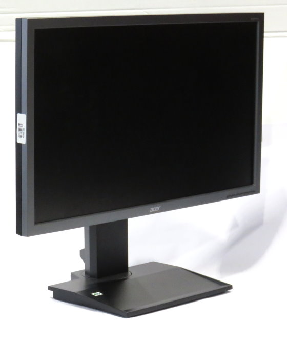 "24"" Acer B243HL Monitor 1920x1080 schwarz DVI VGA LED Full HD"