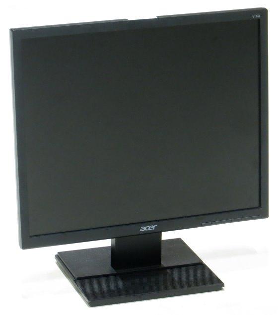 "19"" TFT LCD Acer V196L bmd 1280 x 1024 LED Monitor"