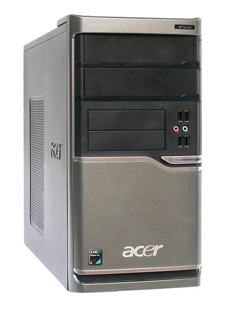 Acer Veriton M420 Athlon 64 X2 Dual Core 4400+ @ 2,3GHz 2GB 80GB DVD Computer B-Ware