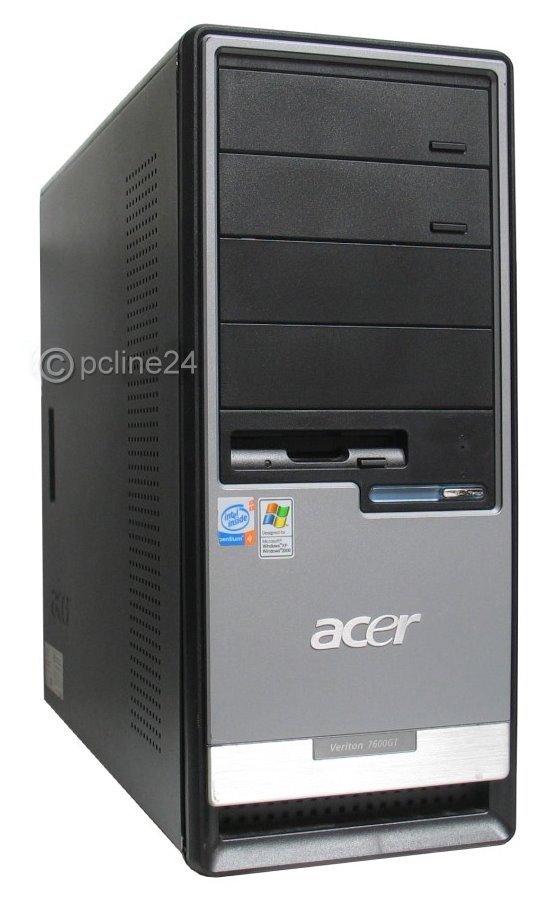 Acer-Veriton-7600GT-Pentium-4-2-8-GHz-512MB-40GB-DVD-Computer