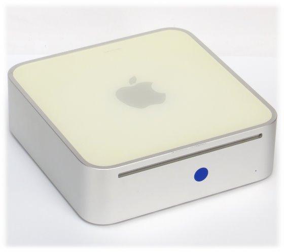 Apple Mac mini PowerPC G4 1,42GHz 512MB Combo Radeon 9200 A1103 defekt keine Funktion
