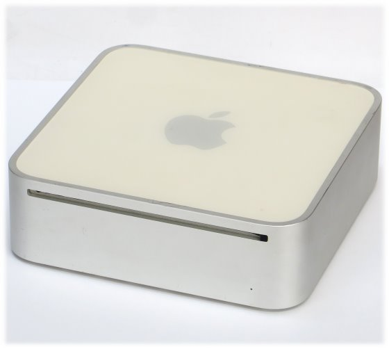Apple Mac mini Core Duo 1,66GHz 2GB Combo Worktation ohne Festplatte C- Ware