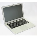"13,3"" Apple MacBook Air 5,2 A1466 Core i7 2GHz 4GB ohne HDD Akku defekt Mid-2012"