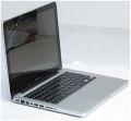 """13,3"""" Apple MacBook Pro 7,1 C2D P8600 2,4GHz 4GB (Glasbruch, Gehäuseschäden) C-Ware Mid-2010"""
