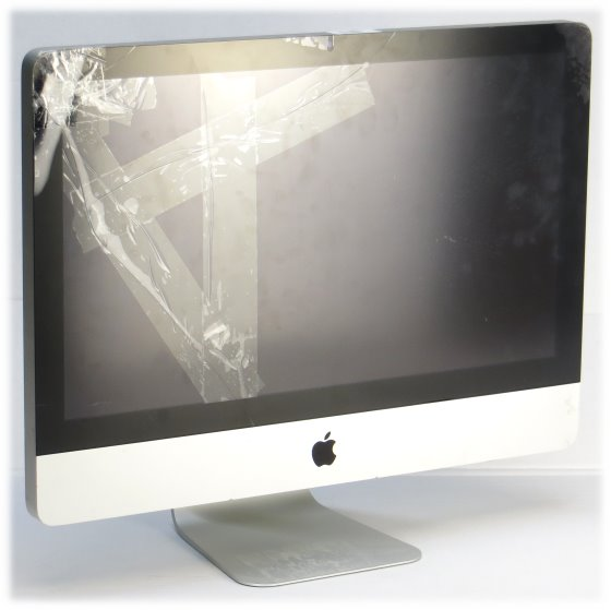 "Apple iMac 21,5"" A1311 Core i3 540 @ 3,06GHz 4GB (Mid-2010) PC ohne HDD C- Ware"