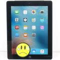 Apple iPad 2.Generation 16GB 3G + Wi-Fi Tablet ohne Ladegerät C- Ware Glasbruch