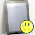 Apple iPad 3 Tablet 64GB WiFi + Cellular 3G C- Ware Glasbruch (Apple ID gesperrt)