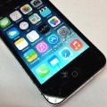 Apple iPhone 4 schwarz 32GB Smartphone C- Ware SIMlock-frei
