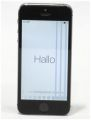 Apple iPhone 5S schwarz 16GB defekt an Bastler