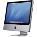 "Apple iMac 20"" 9.1 TFT Core 2 Duo E8135 2,66GHz 4GB 320GB DVD±RW WLAN Early 2008"