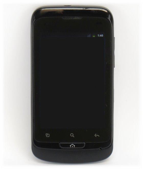 BASE Varia One Touch 918D Smartphone schwarz defekt an Bastler