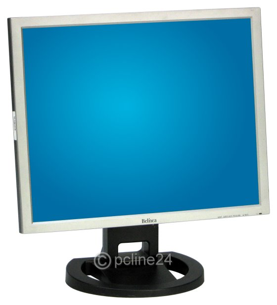 """19"""" TFT LCD Belinea 101920 (11 19 12) PVA Pivot 1280 x 1024 Monitor mit Lautsprecher"""