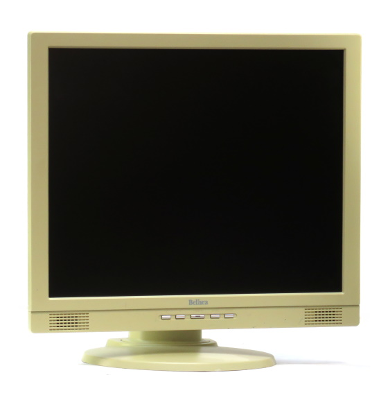 "19"" TFT Belinea 1980 G1 1280 x 1024 VGA DVI-D 8ms 1300:1 vergilbt"
