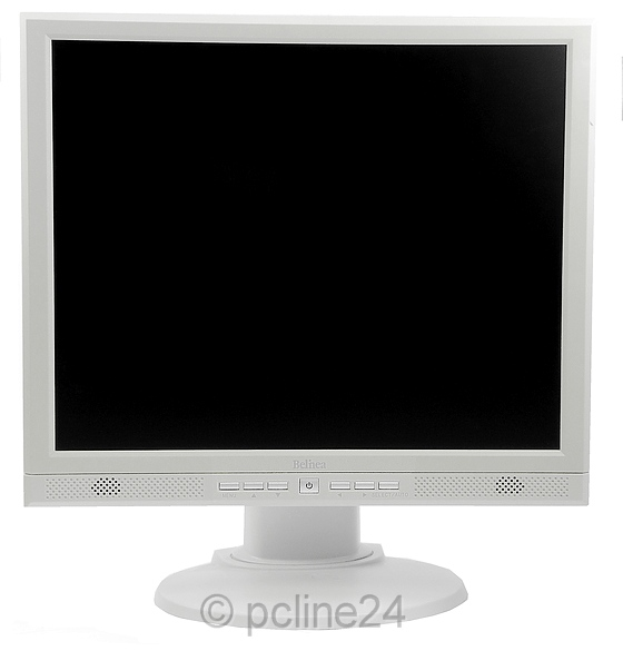 "19"" TFT LCD Belinea 10 19 15(11 19 15) Pivot leicht vergilbt"