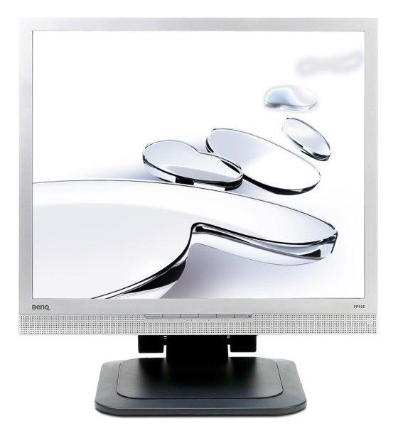 """19"""" TFT LCD BenQ FP93E 1280 x 1024 Monitor B-Ware mit Lautsprecher"""