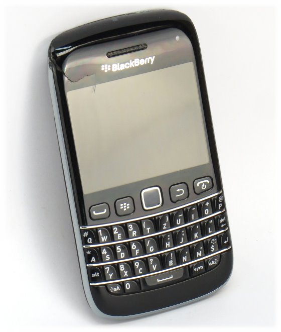 Blackberry Bold 9790 Handy mit Tastatur deutsch QWERTZ B-Ware