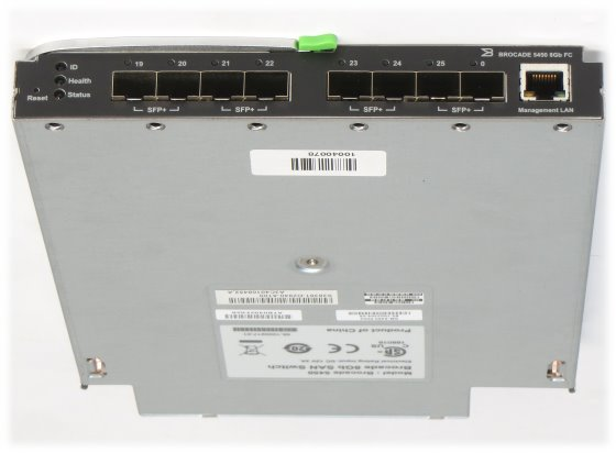 Brocade 8Gb SAN Switch 5450 für Fujitsu Primergy BX900 S1 S26361-D2940-A100