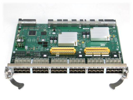 Brocade Port Blade FC8-48 Switch Einschub 48x SFP bis zu 8Gbit/s