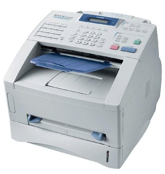 Brother FAX-8360P Faxgerät Laser-Kopierer inkl. Toner