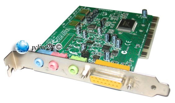 creative labs sound card model ct4810