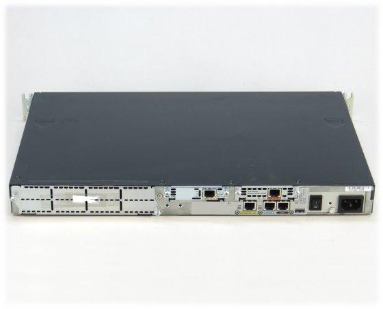 Cisco 2610 Modular Access Router mit 1x WIC 1B S/T ISDN + 1x VWIC 1MFT-G703 Voice WAN