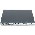 Cisco 2801 Integrated Services Router mit 1x WIC-1B-S/T und 1x VIC2-2BRI-NT/TE