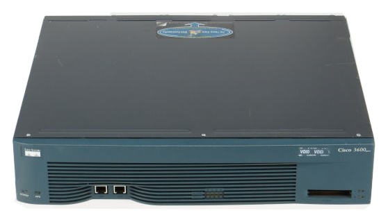 Cisco 3600 Series Cisco 3640 Router Zusatmodule: 1CE1U, 1E1R, 2FE2W, NM-4T