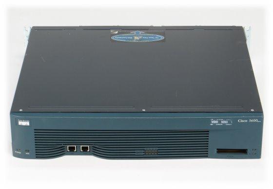 Cisco 3600 Series Cisco 3640 Router Zusatmodule: 1CE1U, 2CE1U, 2FE2W B-Ware