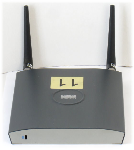 Cisco Aironet 1240 Series AIR-LAP1242G-E-K9 WLAN Access Point PoE ohne Netzteil