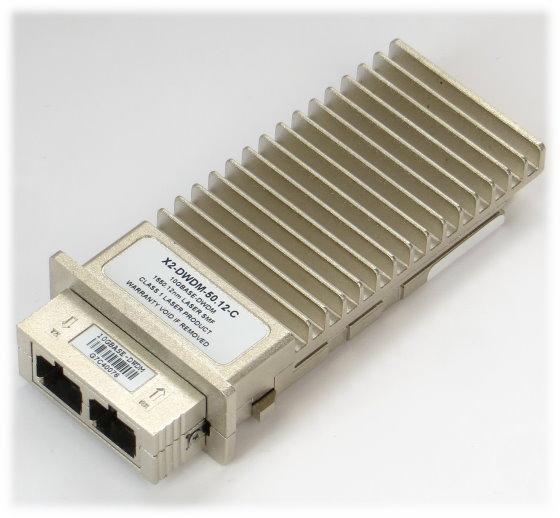Cisco X2-10GB-ZR GBIC 10Gbps bis zu 80Km SMF 1550,12 nm 10GBASE-DWDM