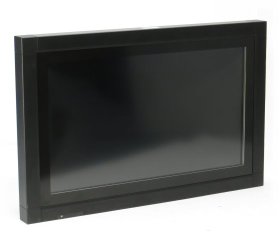 "26"" TFT LCD Conrac 6026 PD 1366x768 Public Protected Display Monitor ohne Standfuß"