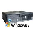 Dell Optiplex 760 Core 2 Duo E8400 @ 3GHz 3GB 80GB DVD±RW Windows 7 Pro 64bit Mini Desktop/Tower