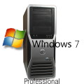 Dell Precision 690 2x Xeon DC 5160 @ 3GHz 4GB 160GB DVD Windows 7 Pro B-Ware