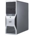 Dell Precision T5500 Xeon Quad Core E5530 @ 2,4GHz 24GB 146GB FX1800 DVD±RW