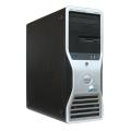 Dell Precision T5400 2x Xeon Quad Core E5410 @ 2,33GHz 4GB 500GB DVD±RW NVS 440