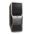 Dell Precision T7400 Xeon Quad Core X5450 @ 3GHz 8GB 73GB FX1700 DVD-ROM B-Ware